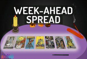 Simple Weekly Tarot Spread