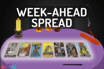 Simple Weekly Tarot Spread