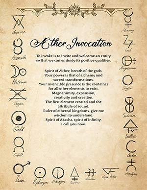 Æther Invocation