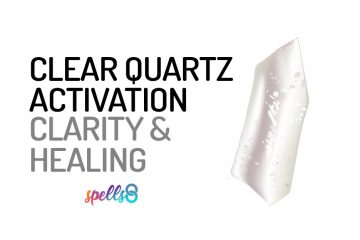 Clarity Spell with Clear Quartz