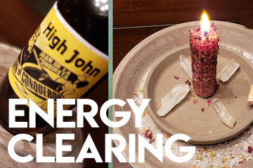Energy Clearing Protection Spell