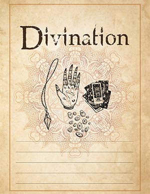 Divination Book of Shadows  PDF