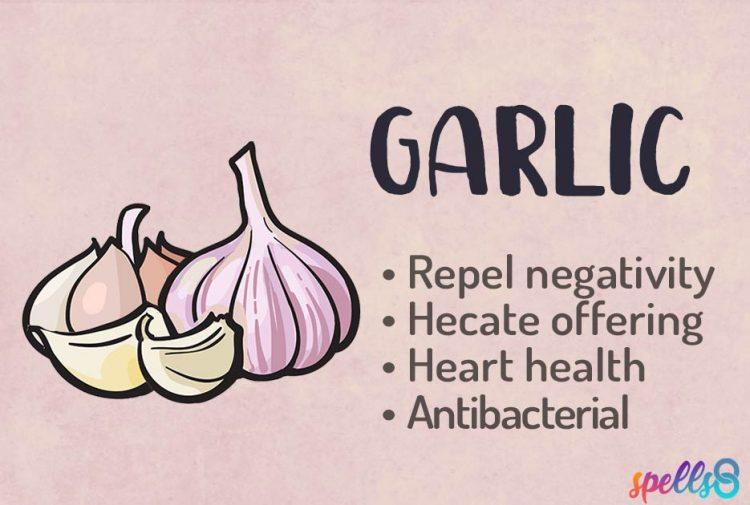 Garlic Magic Properties
