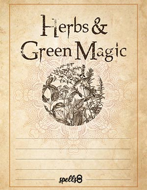Green Magic Book of Shadows Spells PDF
