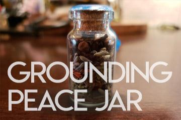 Grounding Peace Calm Recipe