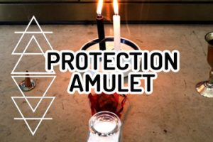 How to bless an amulet for protection