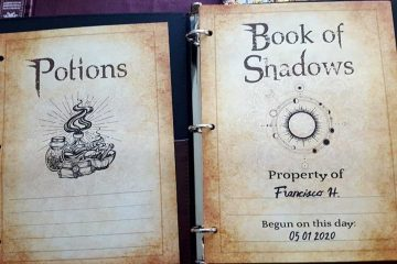 Book of Shadows PDF