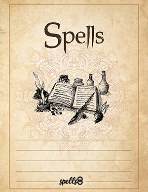 Book of Spells PDF