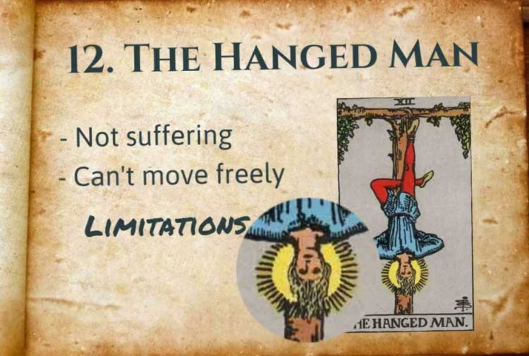 The Hanged Man Lesson