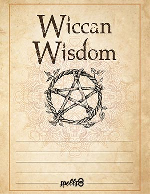 Wicca Book of Shadows PDF