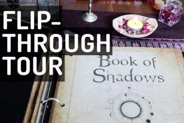 Book of Shadows Tour