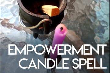 Empowerment Candle Spell