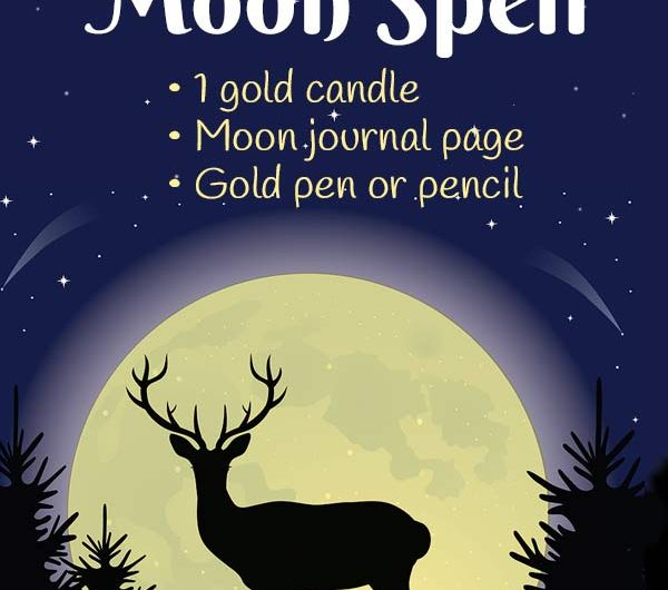 Full Buck Moon Ritual