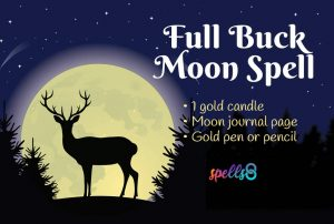 Full Buck Moon Ritual
