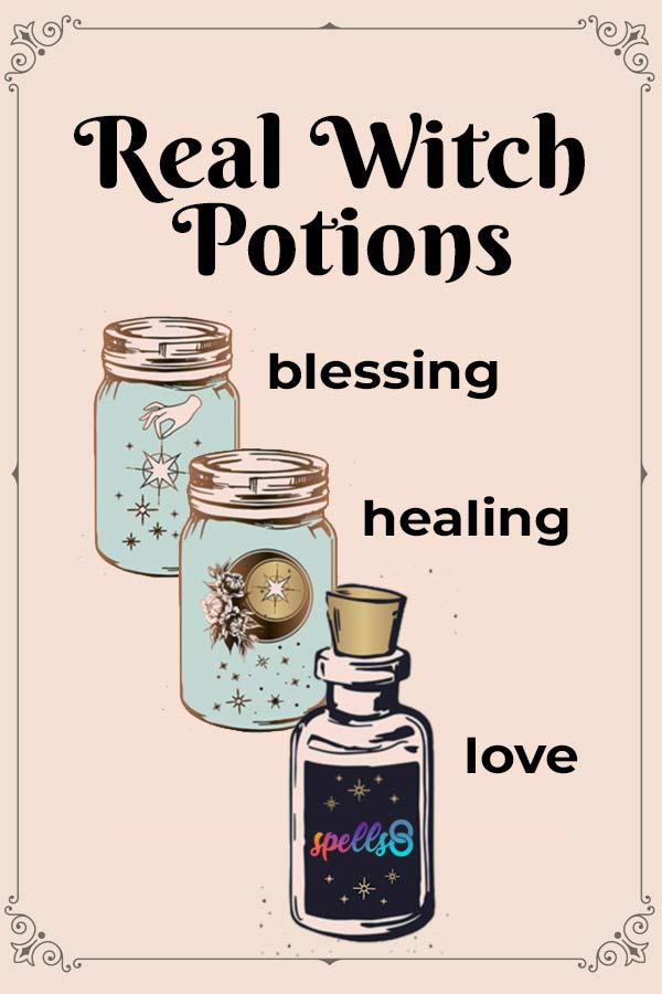 Love Potions that Really Work