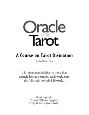Ebooks about Tarot download