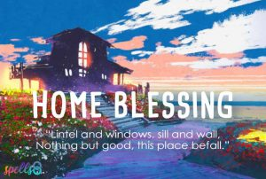 Prayer for Blessing your House