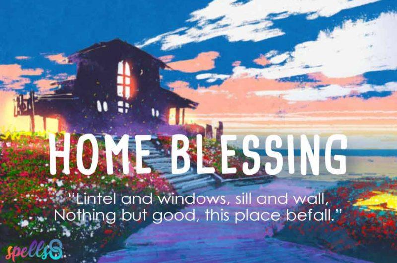 House Blessing Prayer & Spell
