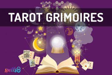 Tarot Grimoires eBooks PDF