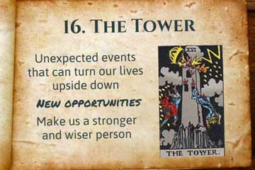 The Tarot Upright and Reversed Meanings