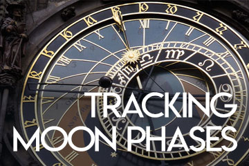 Keeping Track Of Moon Phases