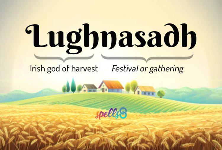 What is Lughnasadh