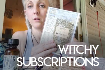 Witchy Subscriptions