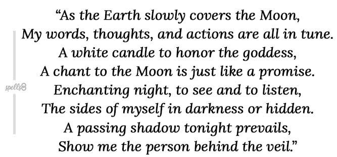 Blood Moon Lunar Eclipse Magick