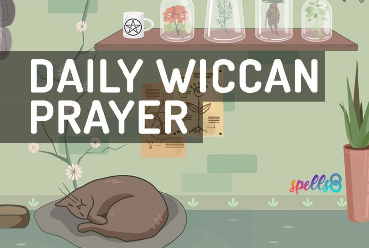Wiccan Daily Prayer