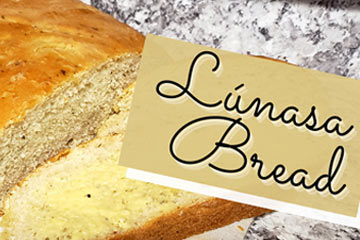 Lunasa ritual bread recipe