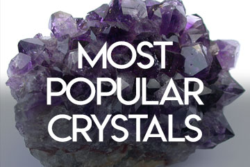 Most popular crystals