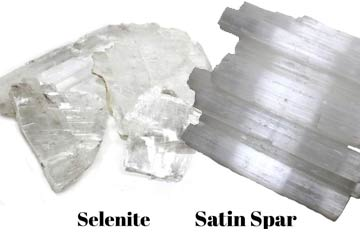 Is your Selenite Real Selenite?