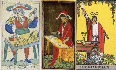 Magician Altar Blessing