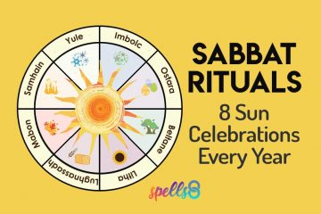 Wiccan Sabbat Rituals