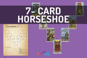 Horseshoe Tarot Spread