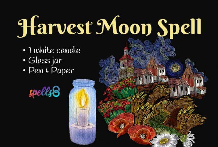 Full Harvest Moon Ritual