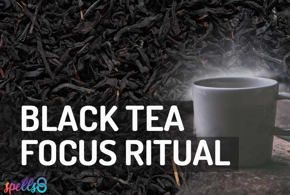 Black Tea Meditation Spell