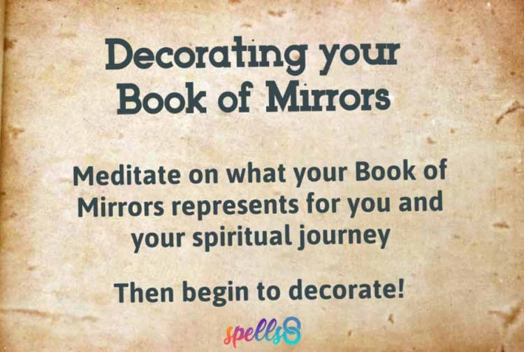 Decorating Book of Mirrors