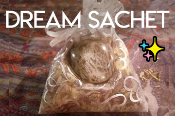 How to make a dream sachet