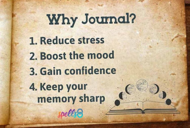 Why Journal? Gain Confidence