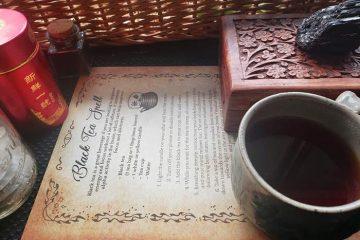 Tea Magick Witchcraft
