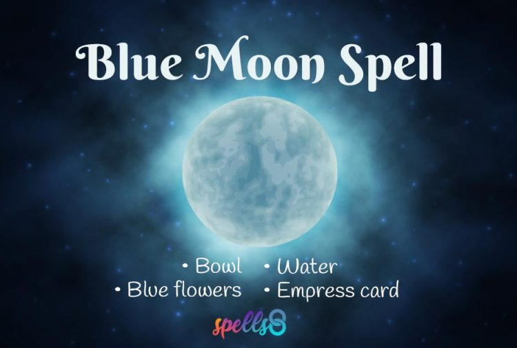Blue Moon Ritual Magic