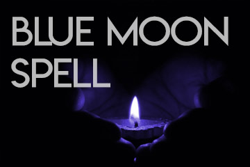 Blue Moon Spell by MeganB