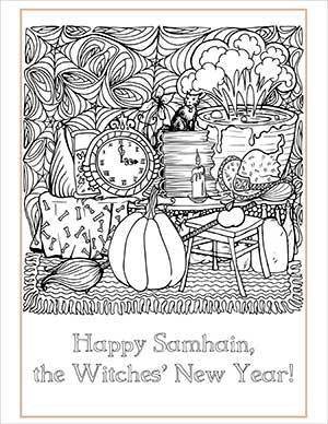 Samhain for Children