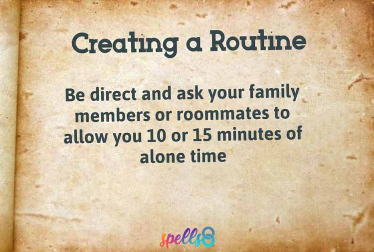 Creating a Journaling Routine