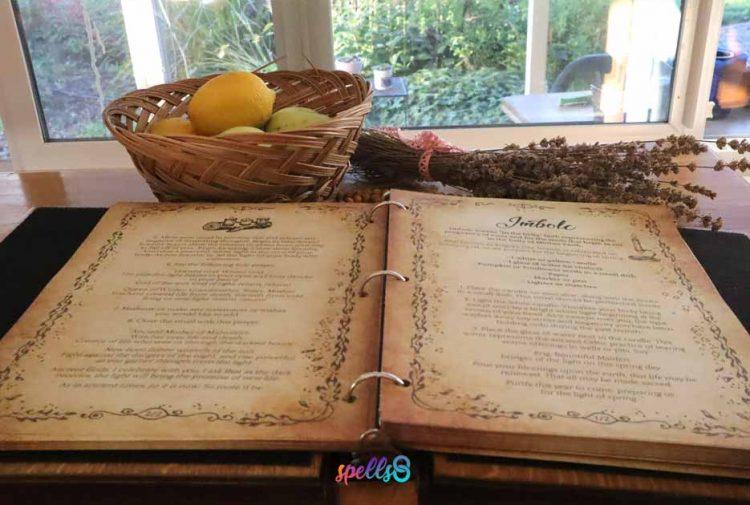 Grimoire Pages Sabbats