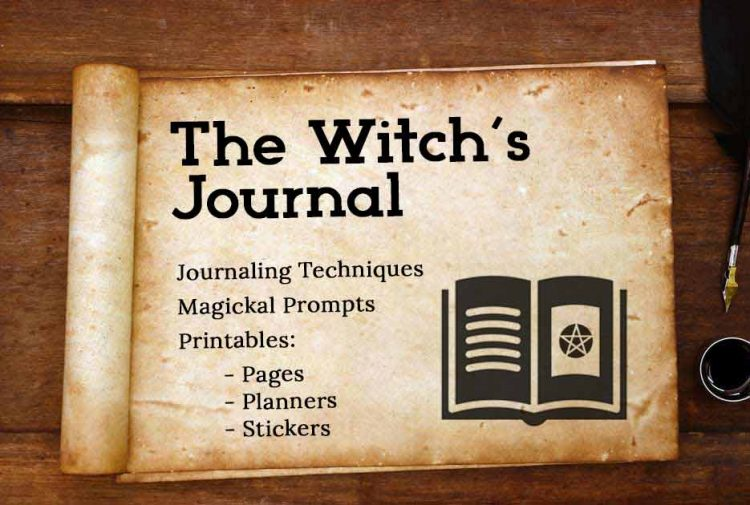 The Witch's Magical Journal