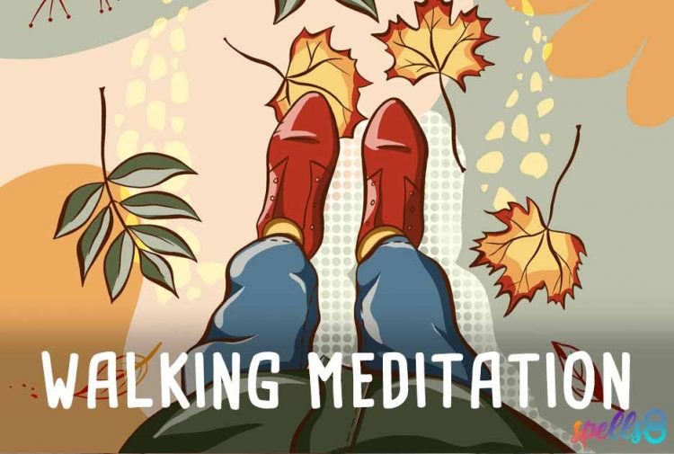 Walking Meditation Exercise