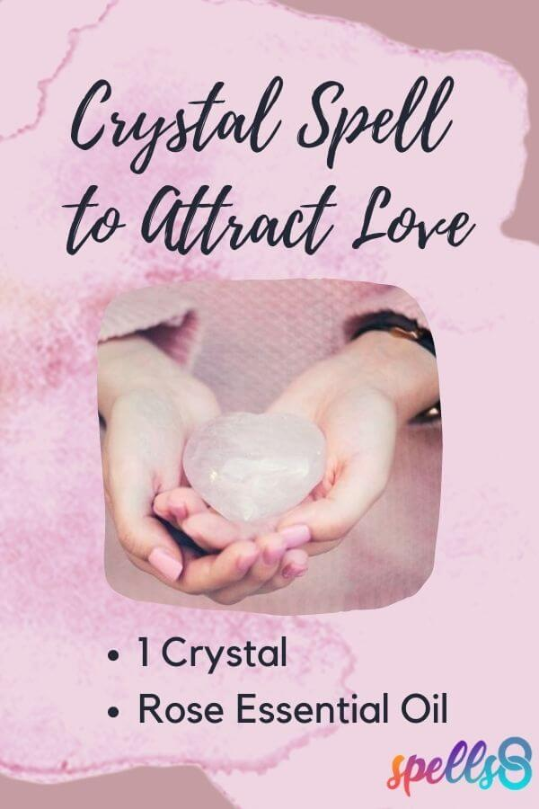 Spell to Attract Love