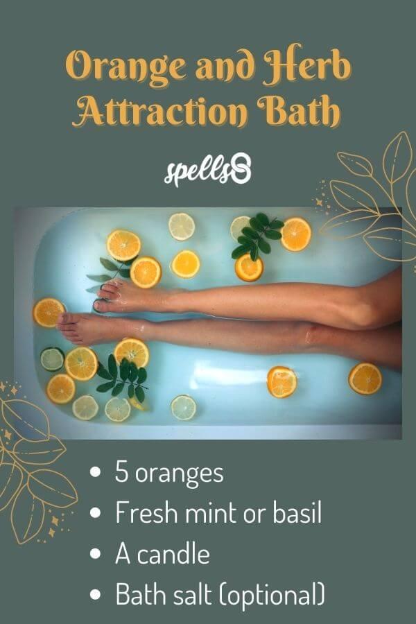 Attraction Bath